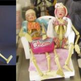 Anorexic altered Barbie dolls