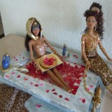 Cleopatra's Bath (Barbie)