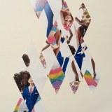 Vanessa Niederstrasser diamond shaped photo collage
