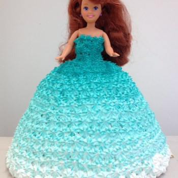 Frosted American Royalty Barbie