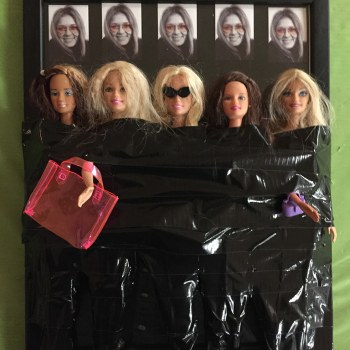 Barbies Dream of Becoming Gloria Steinem